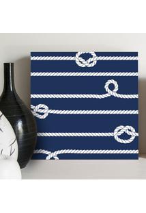 Quadro - Navy Rope