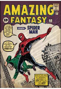 Quadrinhos Homem Aranha