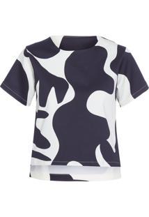 Camiseta Feminina Mullet - Preto