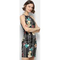 Vestido Curto Mercatto Feminino Shoes4you