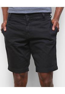 Bermudas Calvin Klein Masculino Cm0Pc13Bc599 - Masculino-Preto