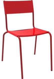 Cadeira Tutti Vermelha
