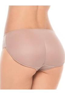 Calça Modeladora De Glúteos Esbelt - Feminino-Bege