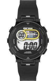 Relógio Digital Mormaii Feminino - Mo0986/8Y Preto