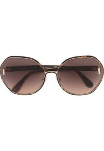 Óculos De Sol Oversized Veludo feminino   Shoes4you f19d9c5daa