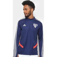 f7dfeabccf1c Blusa São Paulo Treino 2019 Adidas Masculina - Masculino