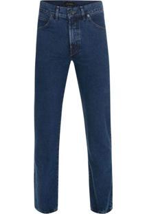 Calça Jeans Classic Índigo Leader