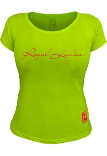 Camiseta Royal Urban Style Royal Ladies