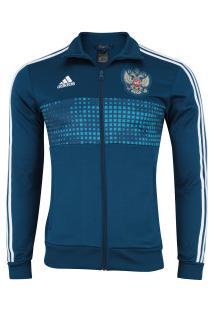 Jaqueta Rússia 3S Adidas - Masculina - Azul Esc/Branco
