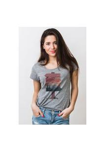 Camiseta Feminina Mirat Ways Mescla