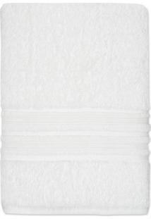 Toalha De Rosto Karsten Maxy Versati Branco,
