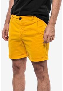 Bermuda Hermoso Compadre Yellow Masculina - Masculino