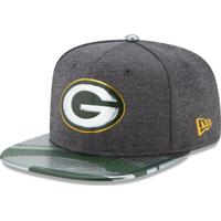 Boné Green Bay Packers Draft 2017 Spotlight Snapback - New Era - Unissex 7a5f48ef179