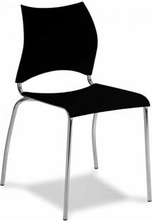 Cadeira Indira Preta
