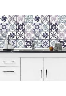 Adesivo Azulejos Ornamentais (15X15Cm)