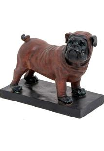 Escultura Decorativa Puppy