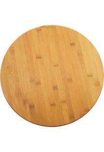 Tábua Para Pizza Supreme 35 Cm Bambú