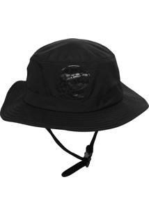 Chapéu Rip Curl Tidal Surf Hat Preto