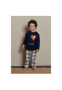 Pijama Infantil Inverno