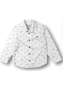 Camisa Marisol Branco