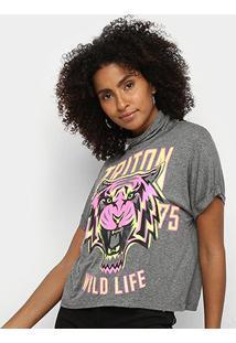 Camiseta Triton Wild Life Feminina - Feminino