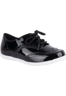 Sapato Molekinha Oxford - Feminino