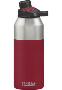 Garrafa Térmica 1,2 Litros Chute Mag Vaccum Camelbak Vermelha
