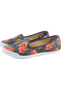 Slippers Saltare Iac Floral