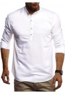Camisa Dublin - Branco P