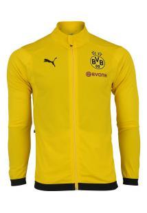 Jaqueta Borussia Dortmund Puma Poly - Masculina - Amarelo