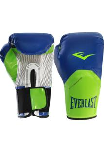 dfa621ee6 Luva Boxe Everlast Pro Style Elite Training 14 Oz - Masculino