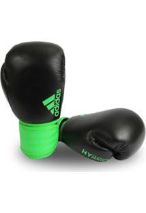 Luva De Boxe Adidas Hybrid 100 - Masculino
