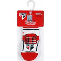 b444b2a221 Meia Reve D Or Sport Chuteira São Paulo Branca