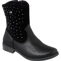 f973a0eadc8dca Bota Para Menina Nobuck infantil | Shoes4you