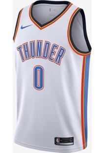 Regata Nike Oklahoma City Thunder Association Edition Swingman Masculi