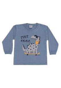 Pijama Infantil Brilha No Escuro Dinossauro Stay Cool Dadomile-4