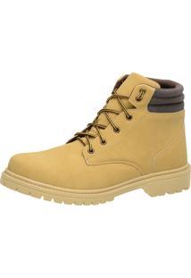 Bota 3Ls3 Adventure Amarela - Amarelo - Masculino - Dafiti