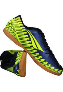 bd6275efe3b Chuteira Penalty Storm Speed Ix Futsal Azul