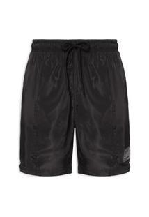 Short Masculino Boardshorts Vintage - Preto