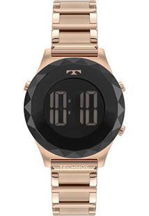 Relógio Technos Crystal Digital Bj3851Aa/4P Feminino - Feminino