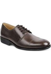 Sapato Social Masculino Derby Sandro Moscoloni Sta