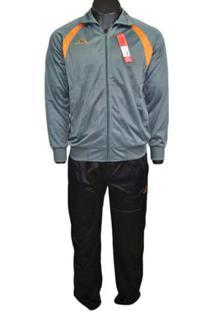 Agasalho Kappa Sportswear Rocca Elanca - Masculino