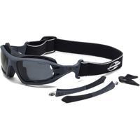 7f8aaf8d8 Zattini. Óculos De Sol Mormaii Floater Kit Fosco - Masculino-Chumbo