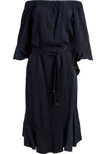 Vestido Melissa Le Lis Blanc - Preto
