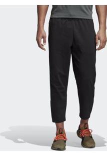 Calça Adidas Id Summer Tp Masculina - Masculino-Preto