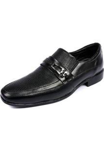 Sapato Social Couro 3Ls3 Masculino - Masculino