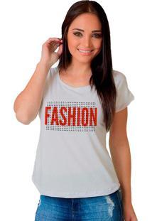 Camiseta Shop225 Fashion Branco