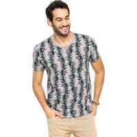 Camiseta Colcci Off White masculina  bc4831fa148