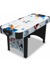 Mesa De Jogo Air Hockey Rush Bivolt - Mor 009174