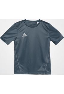 Camisa Infantil Adidas Core 15 Treino - Masculino